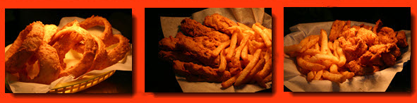 Onion Rings, Catfish, and Fries, Oh My!